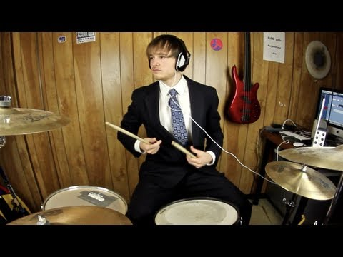 Justin Timberlake - Suit & Tie (DRUM COVER) by Rob Scallon