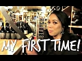 MY FIRST TIME! - February 04, 2017 -  ItsJudysLife Vlogs