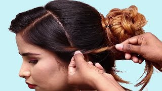 Latest Party Hairstyles for Girls 2018 || Beautiful hairstyles for party/Wedding || Hair style girl