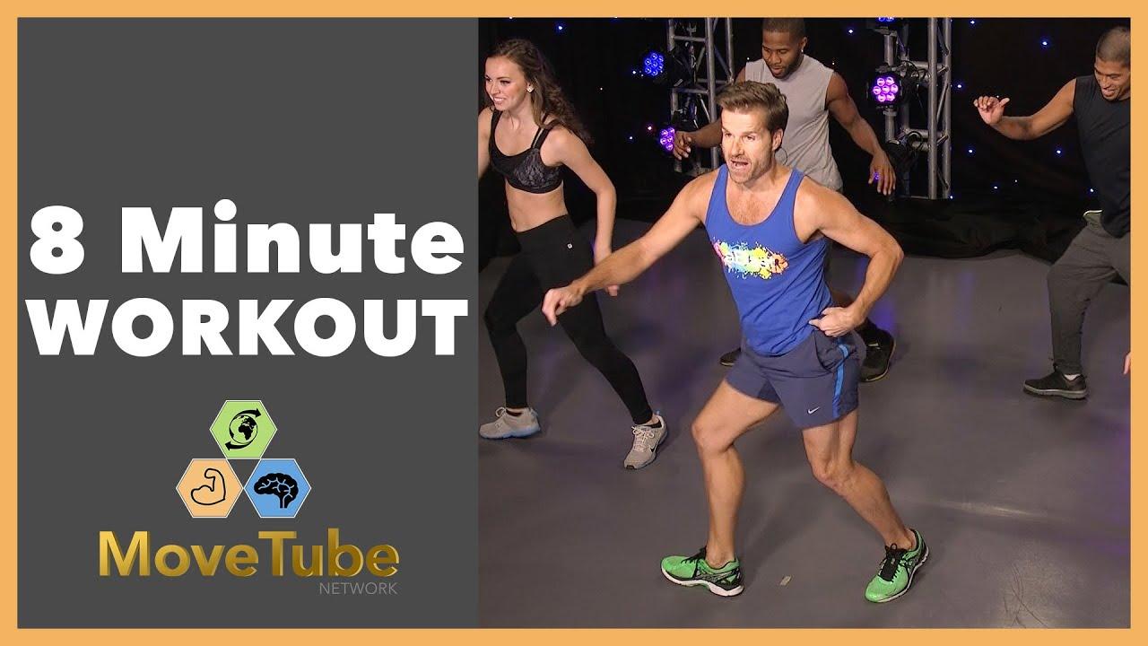 23 Cha Cha Quickstep Twist 8 Minute Workout Lablast Live Youtube 8 Minute Workout Quick Yoga Workout Workout