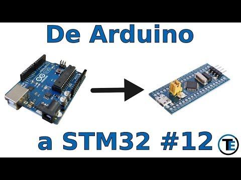 De Arduino A STM32 #12 PWM (Pulse Width Modulation)