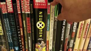 Omnibus, Graphic Novel, Hardcover Comic Book Collection Tour Part 1