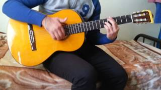 amr diab ya 7abibi la guitar chords solo