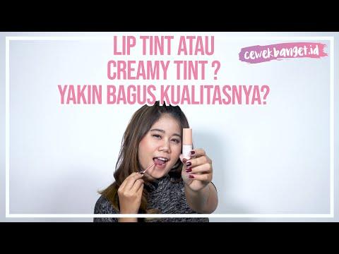 battle-lipcream-emina-creamy-tint-vs-wardah-exclusive-matte-lipcream