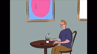 [일러스트/그림과정]테일러 커피에서 그림 그리기. 연남…