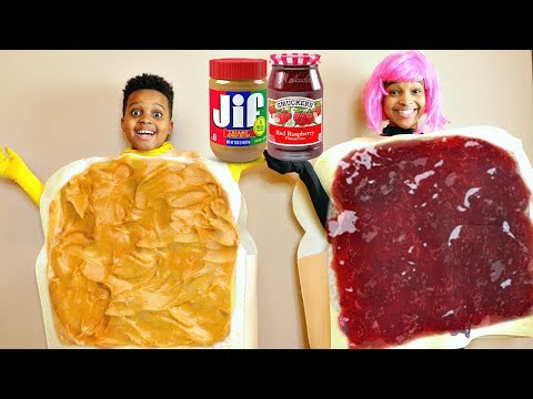 PEANUT BUTTER OR JELLY! - Onyx Kids