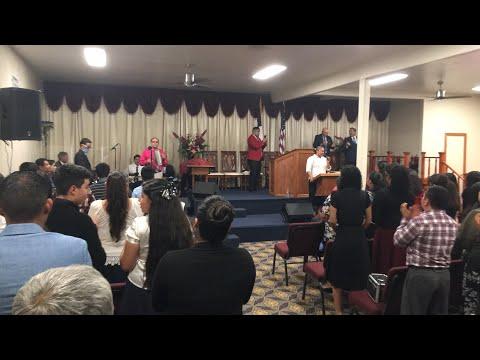 Evang Robert Laboy Jr - En Vivo desde San Diego CA