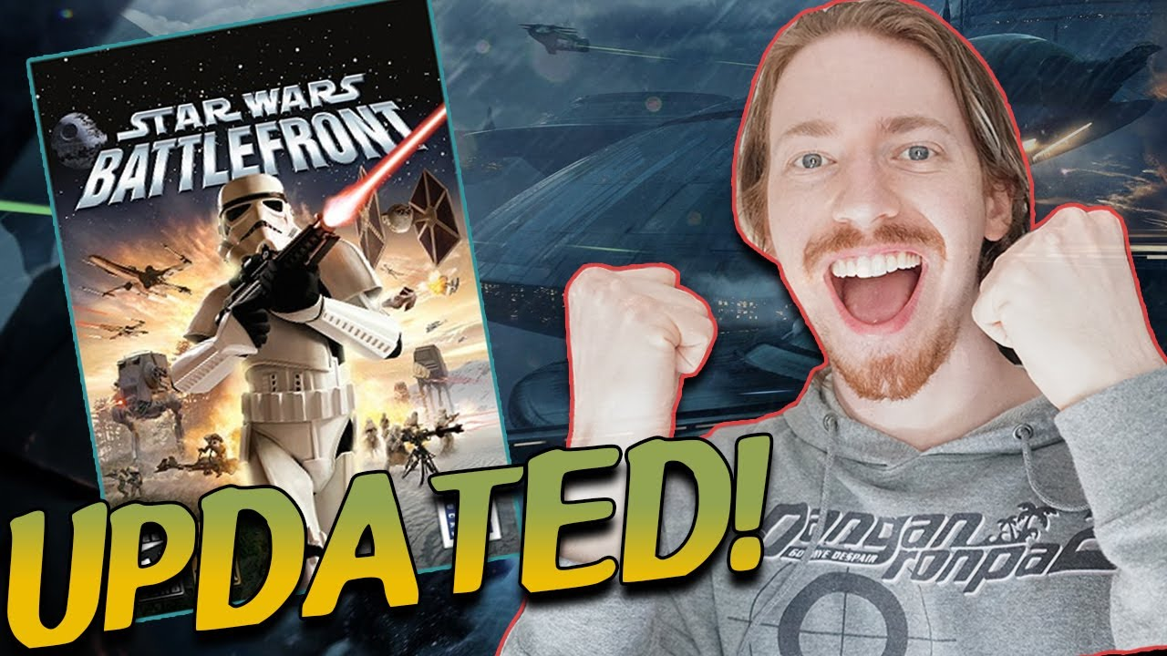 The Most Unlikely Update Just Hit CLASSIC Star Wars: Battlefront thumbnail