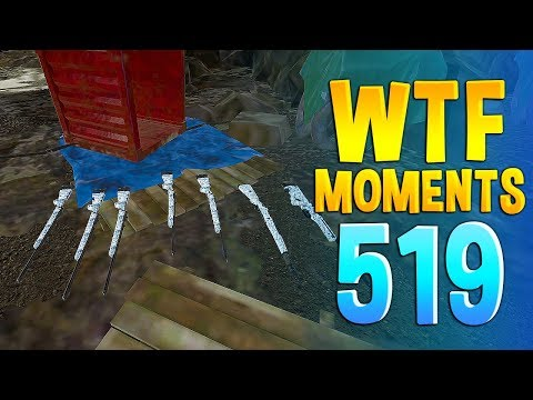 PUBG Daily Funny WTF Moments Highlights Ep 519