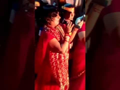 Jhula Jhule Sato Bahiniya Nimiya Bhakti Jagran Program 2016