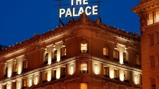 Palace Hotel, a Luxury Collection Hotel – San Francisco, California, USA