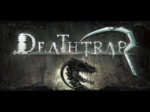 Deathtrap Walktrough (intro+new game HARD) Part 1 |