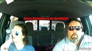 Crash Caught on my Dash Cam
