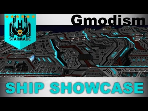 StarMade Ship Reviews: USS Albatross Mk 1.0 [~2 Million Blocks]