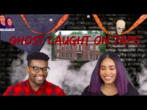 Ghosts Caught on Tape? 5 Best Ghost Videos 2017| REACTION
