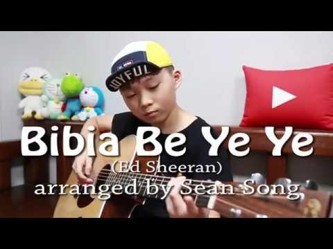 Bibia Be Ye Ye - Ed Sheeran (fingerstyle...
