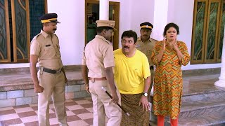 Thatteem Mutteem l Arjunan plans a big blast l Mazhavil Manorama