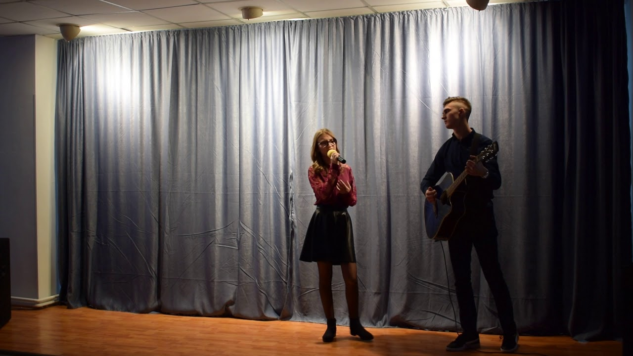 Download Cristiana & George- Thinking Out Loud (cover) #odobescu