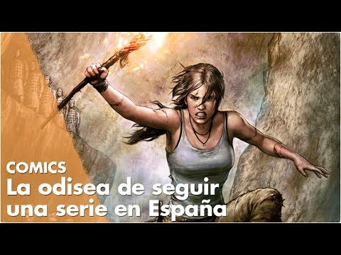 COMICS: La Odisea de seguir una serie en España - ¡NUEVA SECCIÓN!