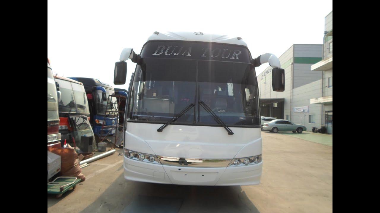 Daewoo BH120 - 0626 Korean Bus - YouTube