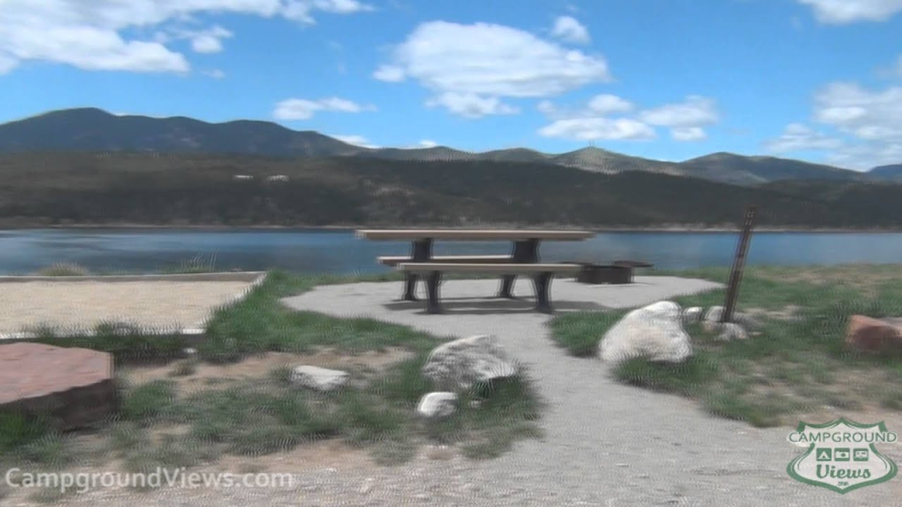 Campgroundviews Com Carter Lake Campgrounds Loveland Colorado Co