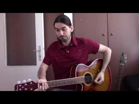 Škola gitare za početnike - Lekcija 1