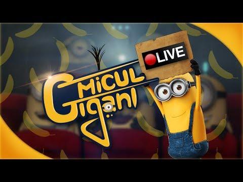 Livestream micut#24.Cel mai tare live !!!!!