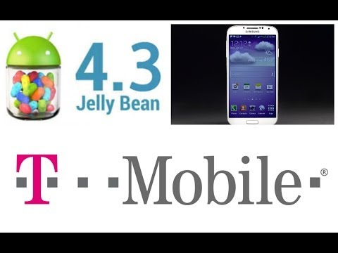 Samsung Galaxy S4 Android 4.3 Official T-Mobile OTA Update