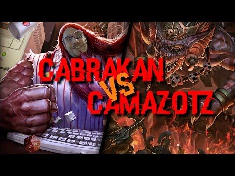 Cabrakan vs Batman - La game guano