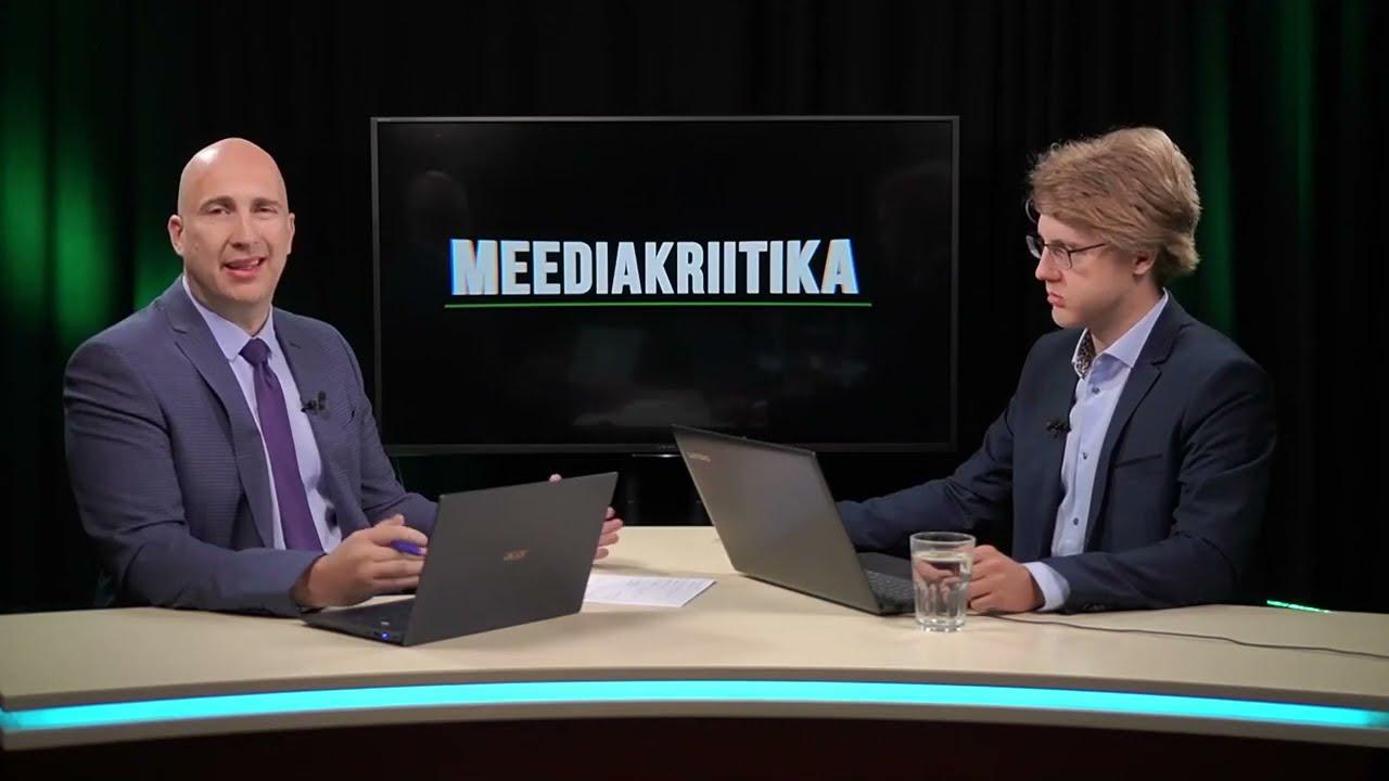 Meediakriitika: viimasel minutil alanud Kaljulaiu toetuskampaaniast