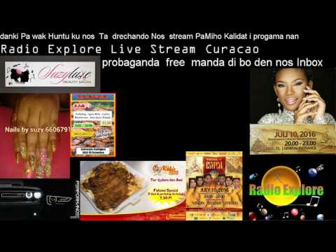Radio Explore Live Stream Curacao