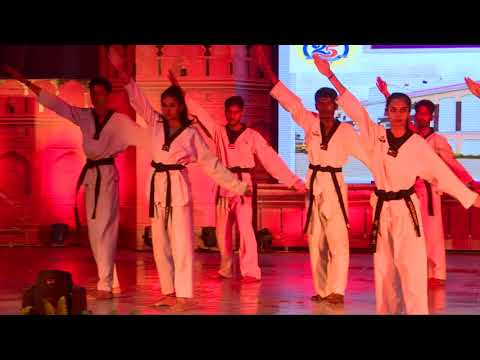 Martial Arts Performance Part -2, St Mary Champion School 26