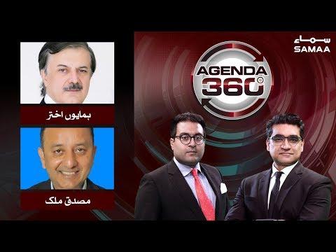 Kia Eid ke Baad Kisi Qurbani ka Khadsha Hai? | Agenda 360 | SAMAA TV | 17 May 2019