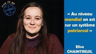 Time to Be #29 - L'écoféminisme avec Elisa Chaintreuil