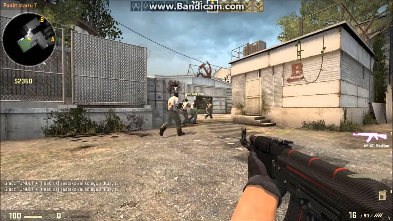 Ak 47 Redline >> Steam Community Video Cs Go Skin Show Ak 47 Redline Ft