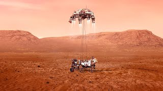 video: Analysis: Nasa's Mars Perseverance landing means humans could follow in the 2030s