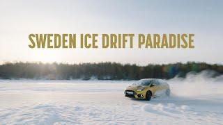 Sweden Ice Drift Paradise - IMPRESA FILMS