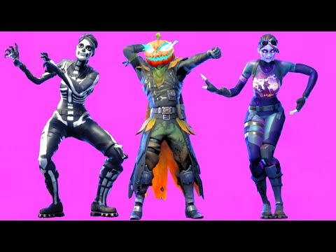 Fortnite All Dances Season 1-6 Updated to Sprinkler
