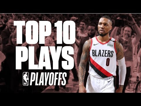 See The Top 10 plays of the 2019 NBA Playoffs!  (ESPN)