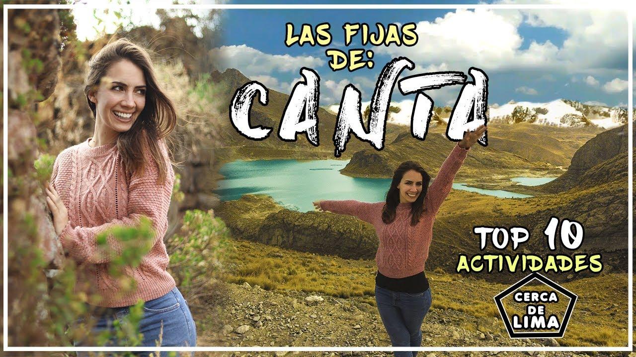 Download CANTA y OBRAJILLO: TOP 10 ACTIVIDADES | Destinos cerca de LIMA