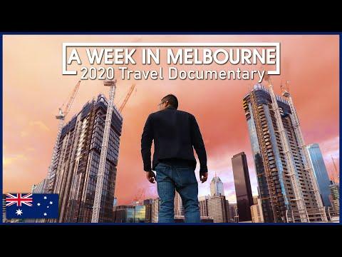A WEEK IN MELBOURNE, Australia - 2020 Travel Documentary (Full)
