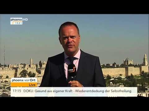Papstbesuch in Israel - Christian Sievers zum Treffen mit Netanjahu am 26.05.2014
