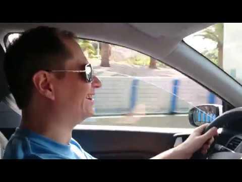 Машина на прокат на Тенерифе. Веселая поездка по острову и полиция ! Hyundai I20. Tenerife