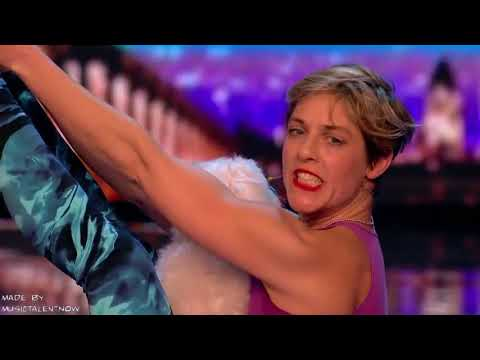 10 *FUNNY & HILARIOUS* Acts EVER On Britain's Got Talent!