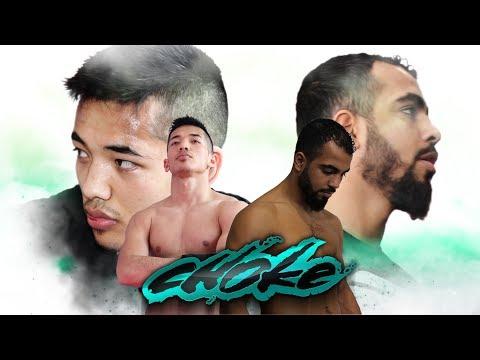 Countdown To Ali El Saleh VS. Omid Rezai