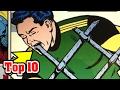 10 RIDICULOUS Superhero Powers In Comic Books