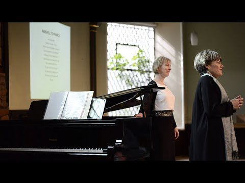 Mary, Queen of Scots   The Concert   Louise Macdonald, Ingrid Sawers