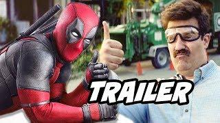 Deadpool 2 Scene - Golden Girls Marvel Easter Eggs Explained thumbnail