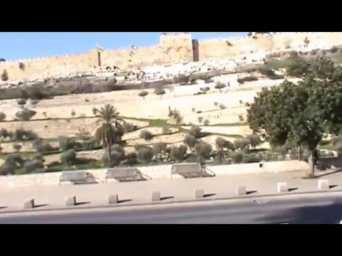 Travel to Israel. Part 9: Jerusalem 1. / Путешествие в Израиль. Часть 9. Иерусалим 1.