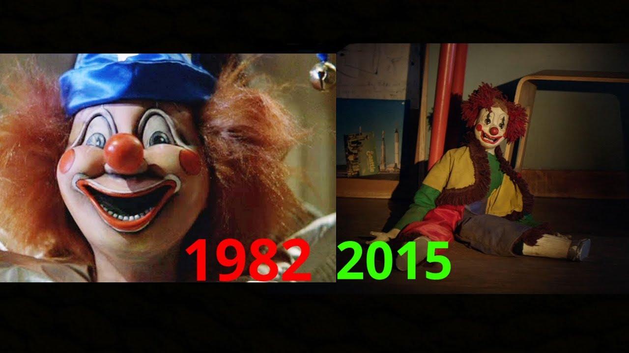 Poltergeist Clown 1982 2015 Youtube